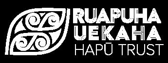 Ruapuha Uekaha Hapū Trust Logo